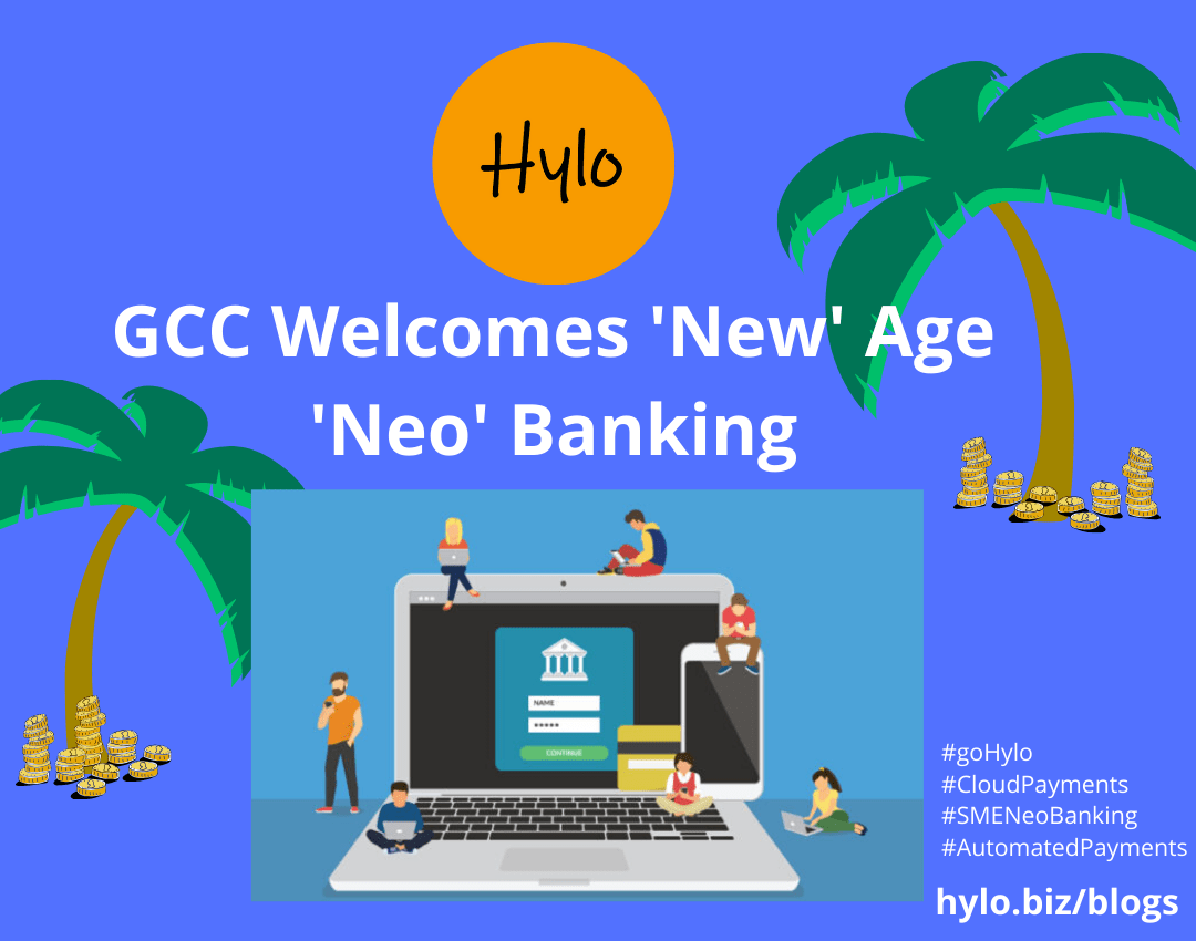 GCC Welcomes 'New' Age 'Neo' Banking