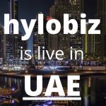 hylobiz is live in UAE