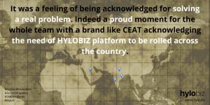 Hylobiz First Client