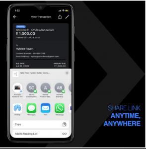 link mobile app