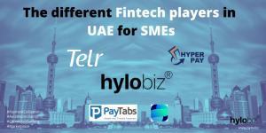 Fintech in UAE helping SME