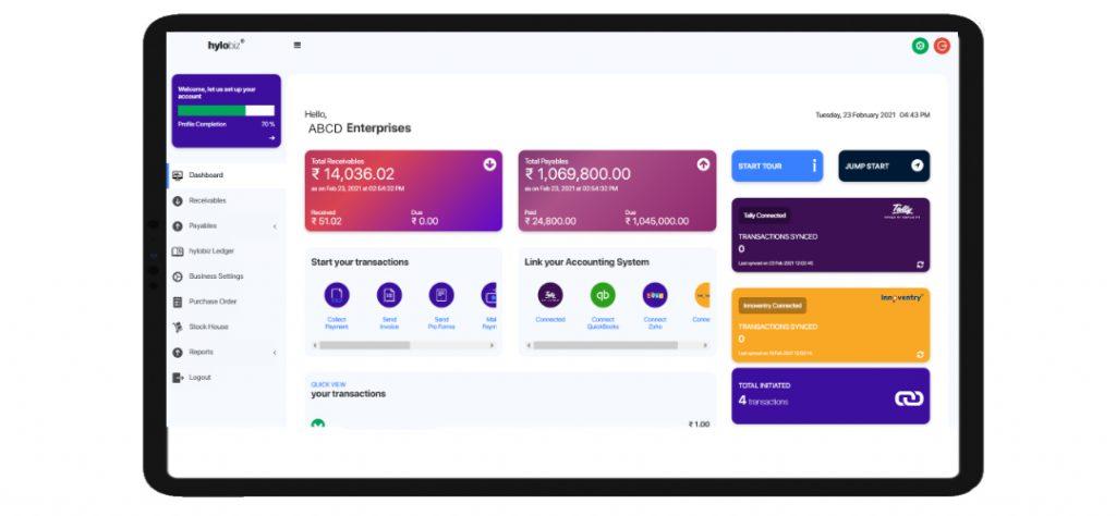 Hylobiz - Make Invoice Payment Faster